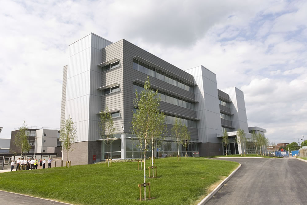 Rolls-Royce Atlantic House, Derby - Frank Shaw Associates