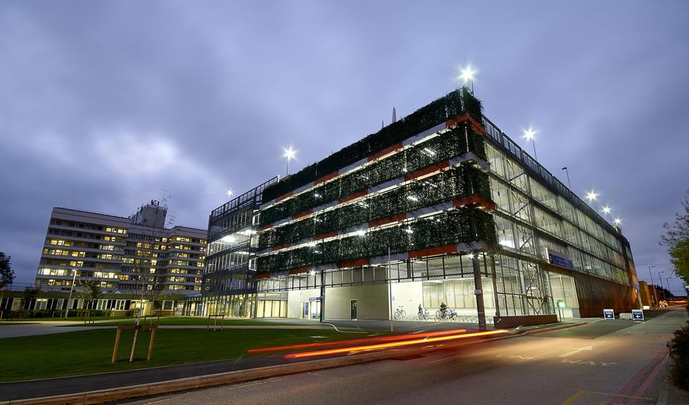 Stevenage Multi Storey Car Park