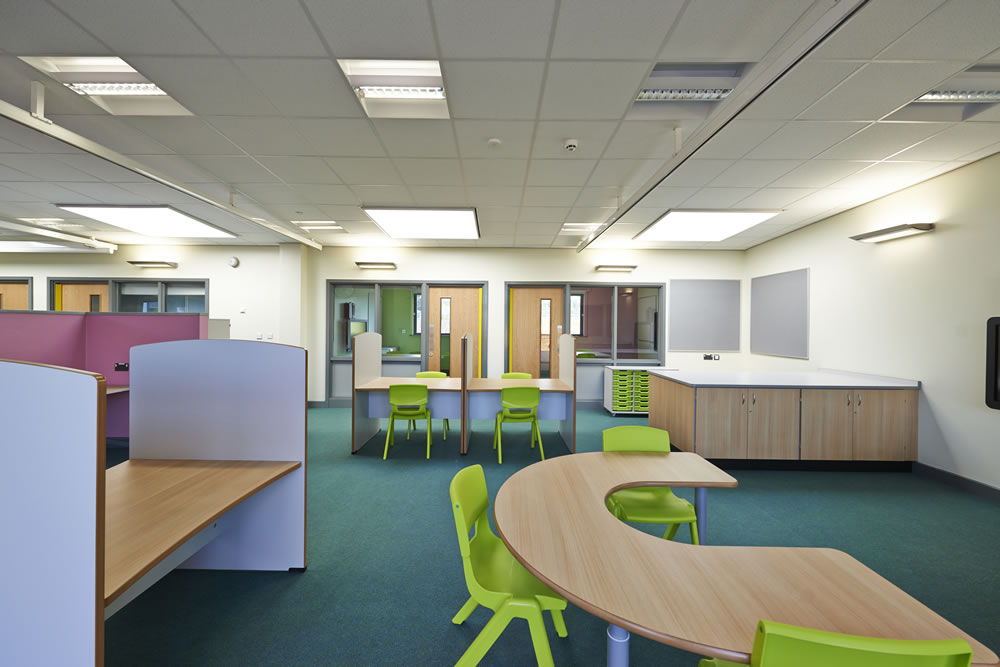 Cromwell sen school dukinfield frank shaw associates - Garden state healthcare associates ...
